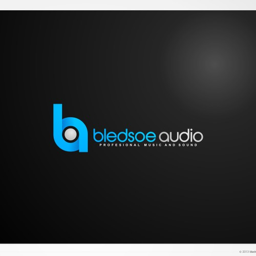 Create the next logo for Bledsoe Audio