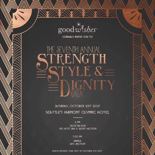 Annual Gala Invitation