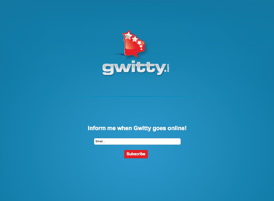 Be creative and design a new logo for a ranking site - Gwitty.com
