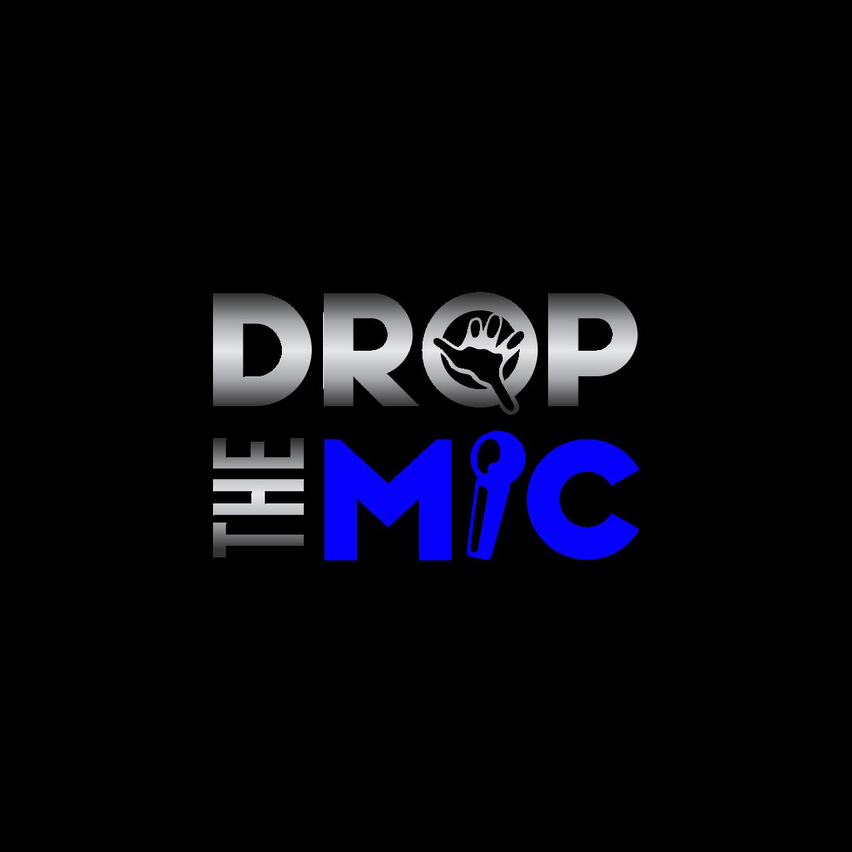 Drop the Mic Icon