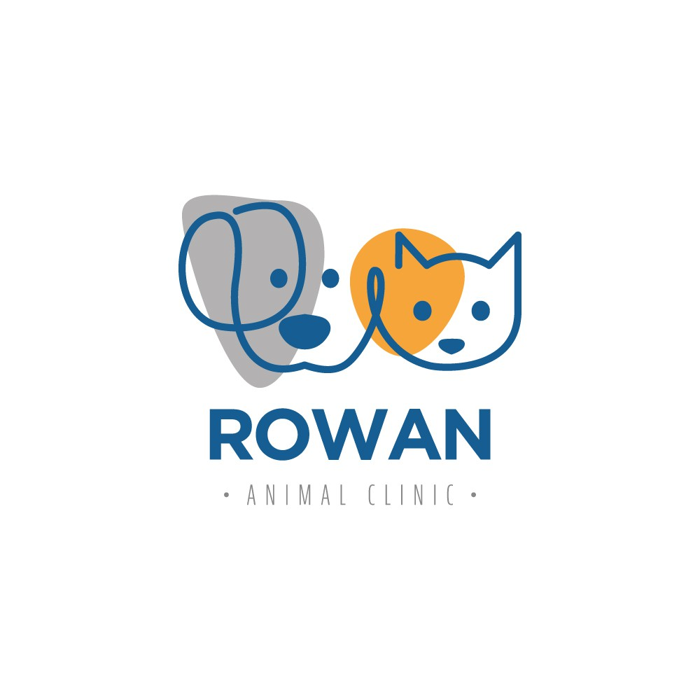 ROWAN ANIMAL CLINIC LOGO