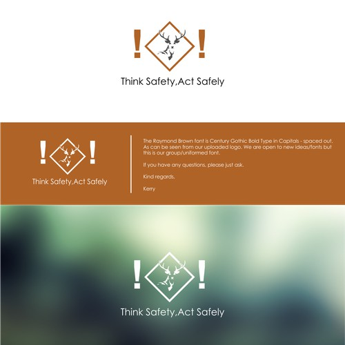 """Think Safety, Act Safely"" Logo Competition"