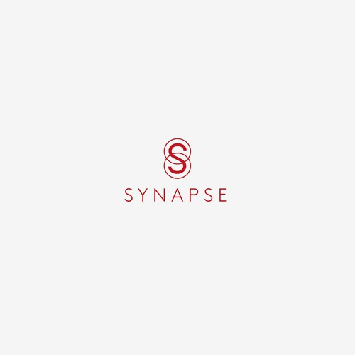 Minimalist logo for a marketing platform