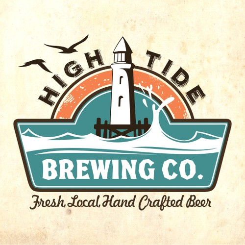 Logo for Start up Micro Brew Pub in Coastal North Carolina