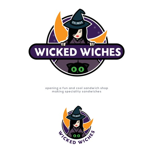 SELMA WICKED WICHES
