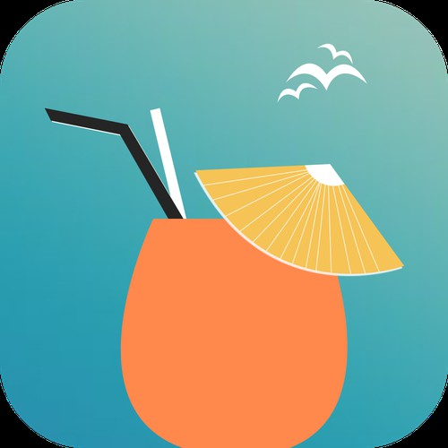 App Icon for Relaxing Music App.