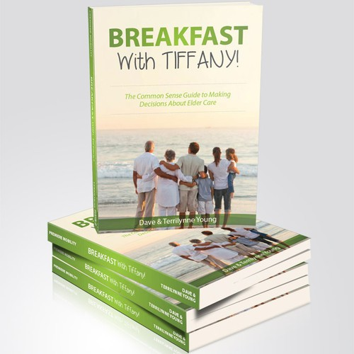 BOOK COVER: BREAKFAST WITH TIFFANY!