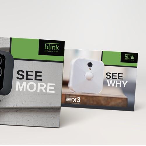Camera Retail Packaging Design