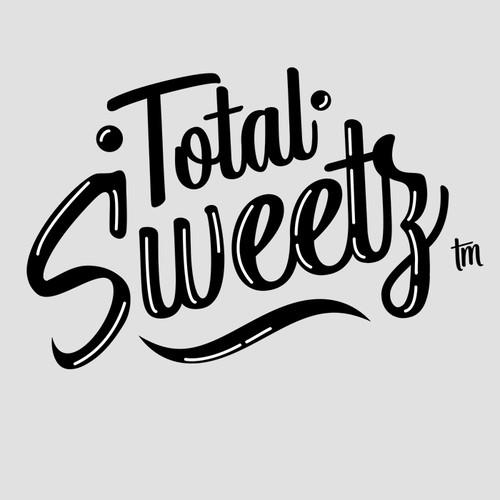 Total Sweetz - Logo