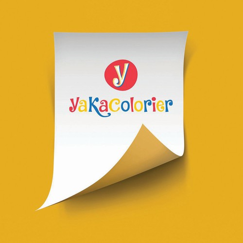 "Logo Design for ""Yakacolorier"""