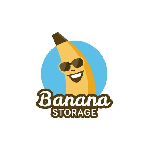 College summer storage logo design