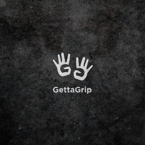 Creating a awsome logo for a newly startup company. GettaGrip