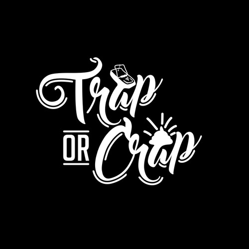 Trap music community needs fresh logo design!