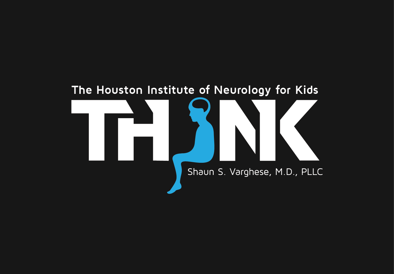 Guaranteed Prize for LOGO - THINK - The Houston Institute of Neurology for Kids
