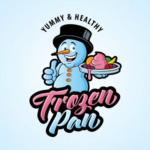Stir-fried ice cream