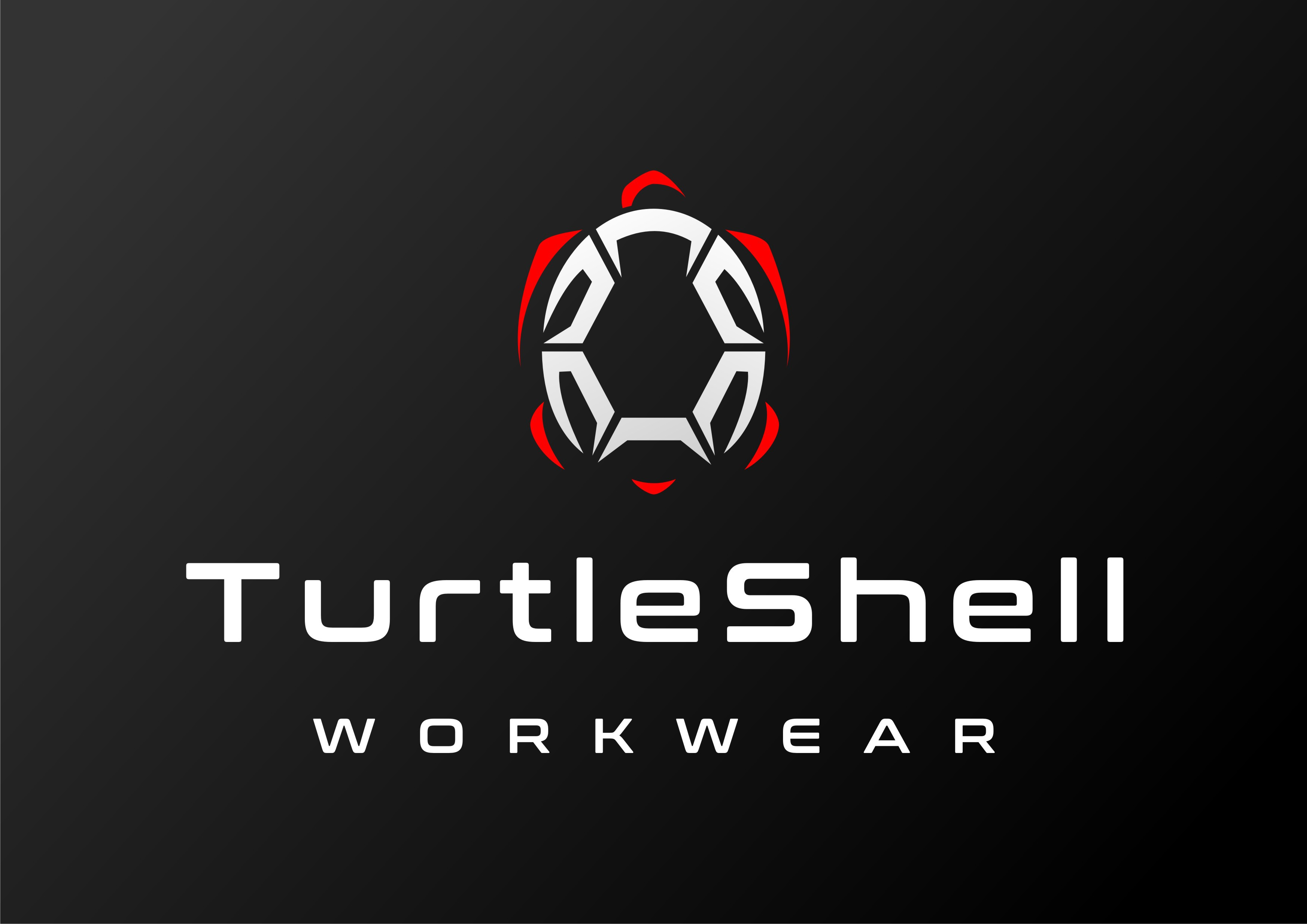 TurtleShell Workwear needs a logo that is tough and stylish