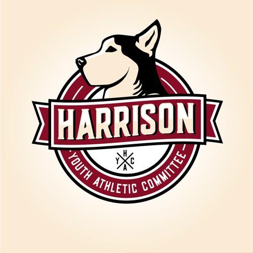Logo concept for Harrison
