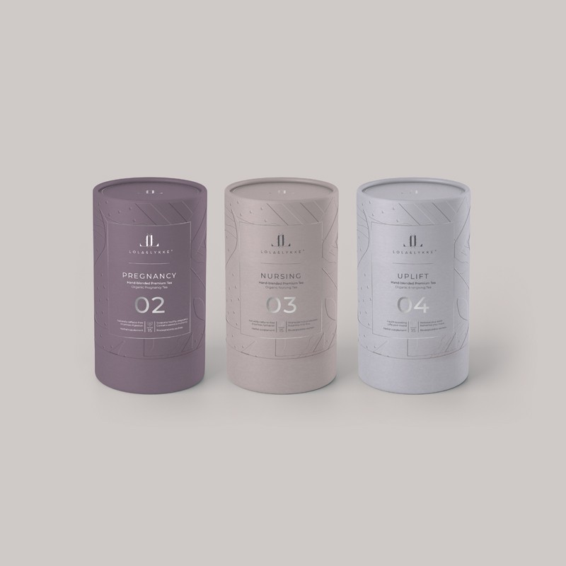 Final packaging changes + flat embossed theme design