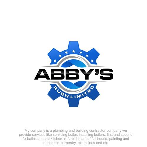Abby's Logo.