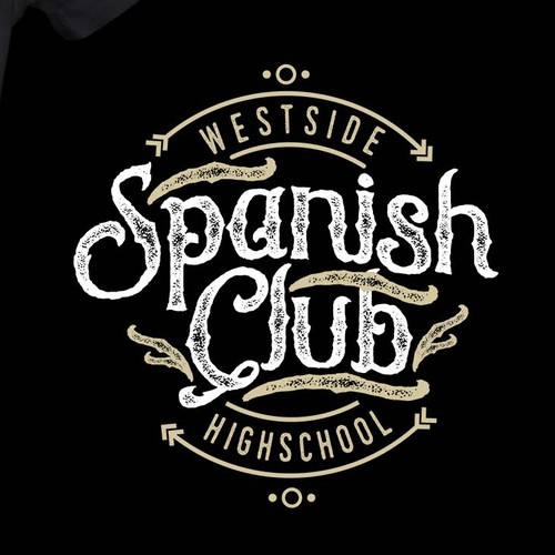 Spanish Club Vintage T-Shirt