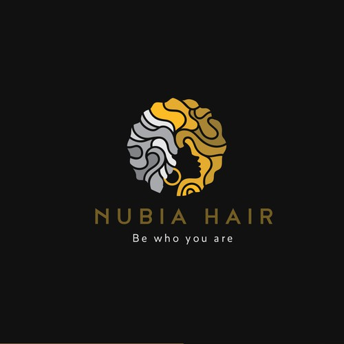 Logo For Nubia Hair