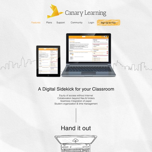 Canary Learning