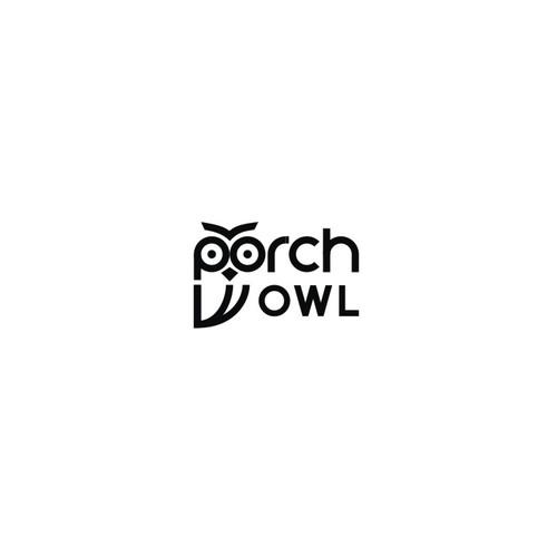 Logo Concept for Porch Owl