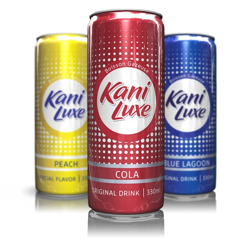 Design a Cola can.