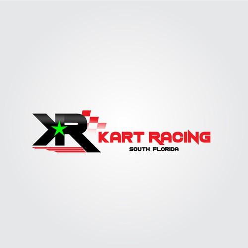 logo kart racing