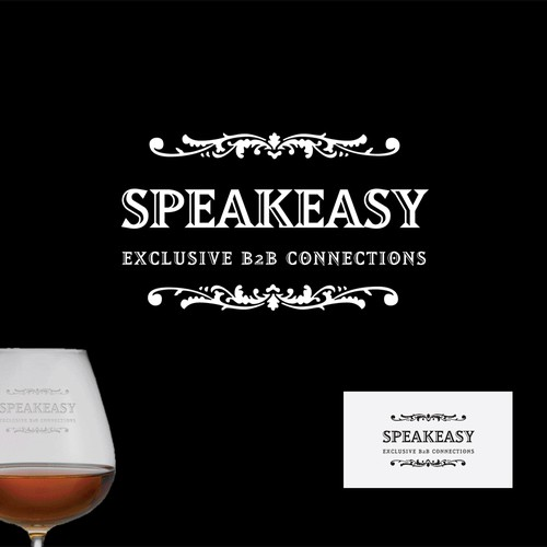 Create the next logo for Speakeasy