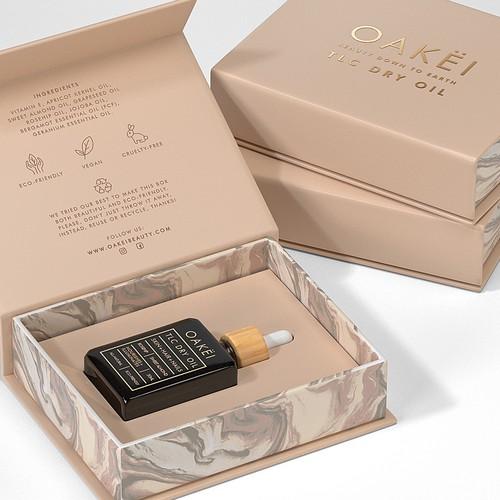 packaging for OAKEI