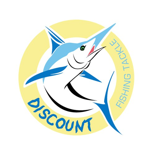 Help Discount Fishing Tackle with a new logo