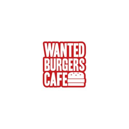 Wanted burgers cafè