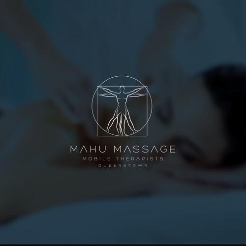 Mahu massage logo