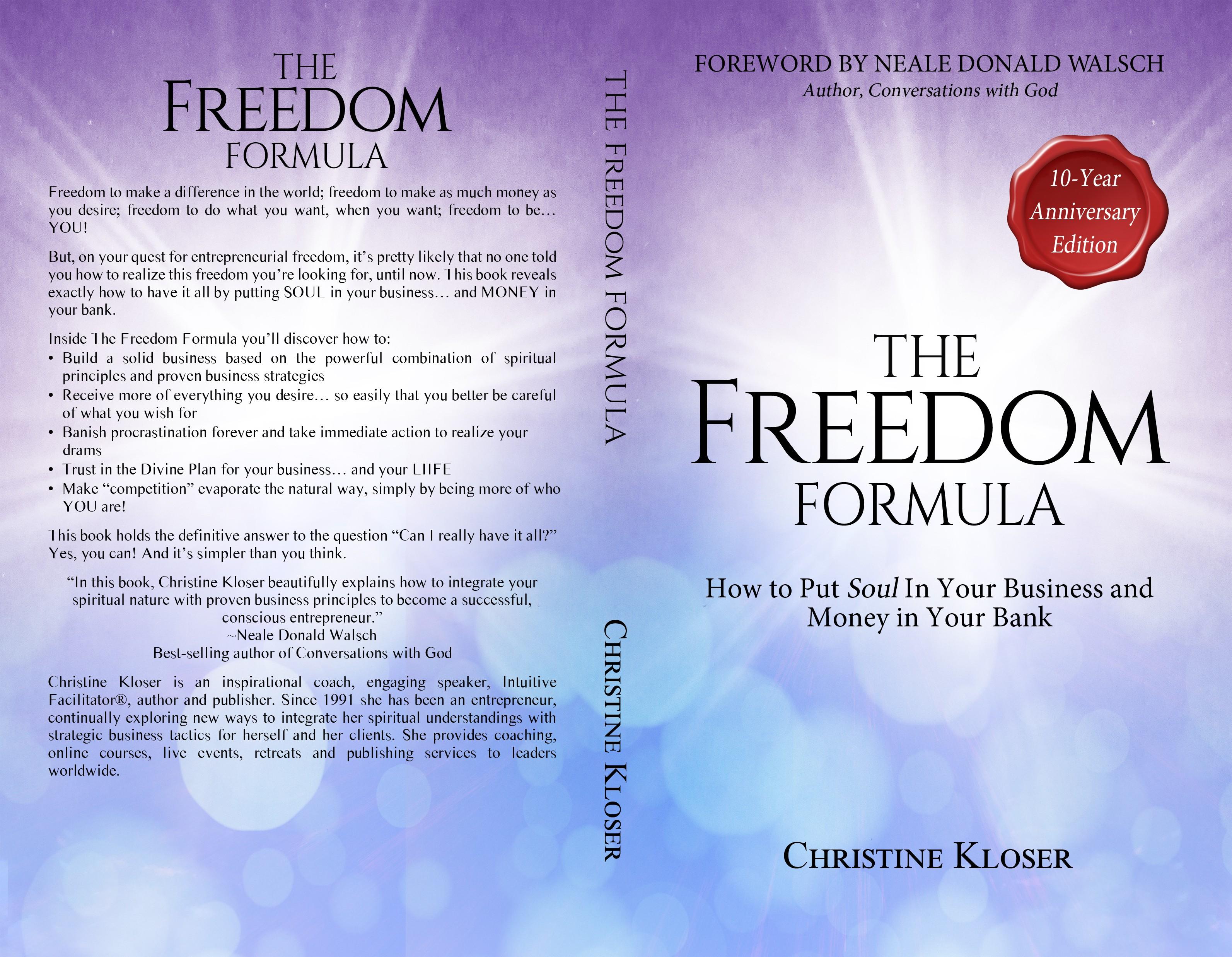 Book Cover Design - 10 Year Anniversary Update