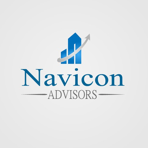 Bold logo for national real estate devlopment consulting firm