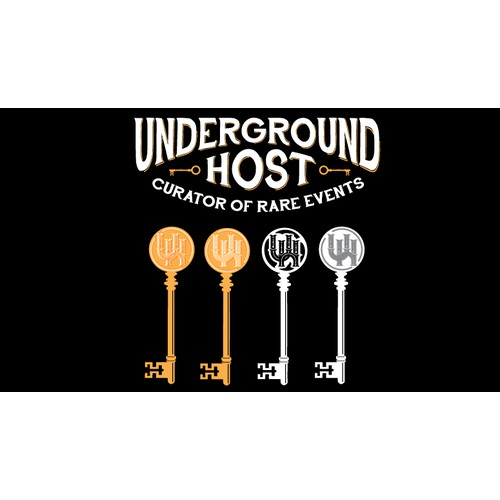 LOGO NEEDED for NYC-based underground event social club