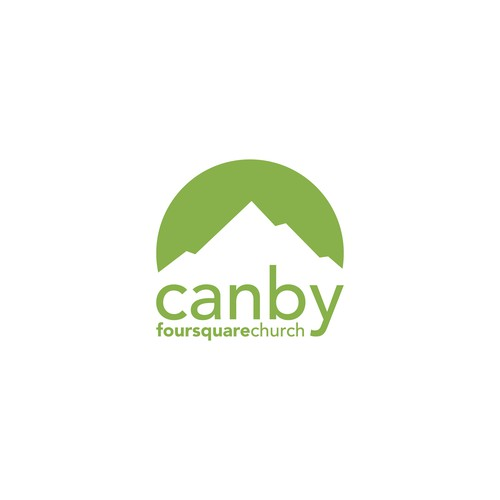Logo design for Canby Foursquare Church