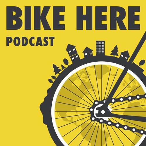 Podcast Cover for Bike Here