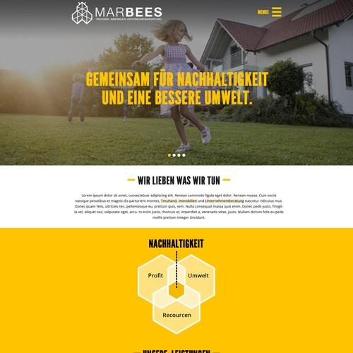 Website for Real-Estate Services