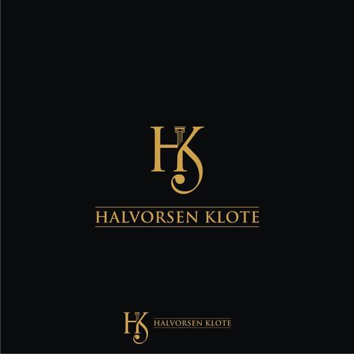 logo design for halvorsen klote