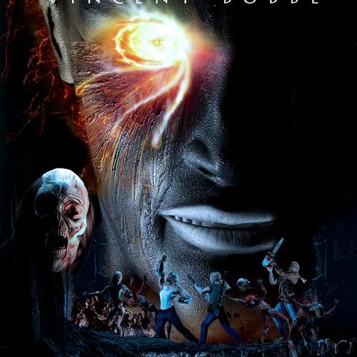 Sci-fi fantasy cover