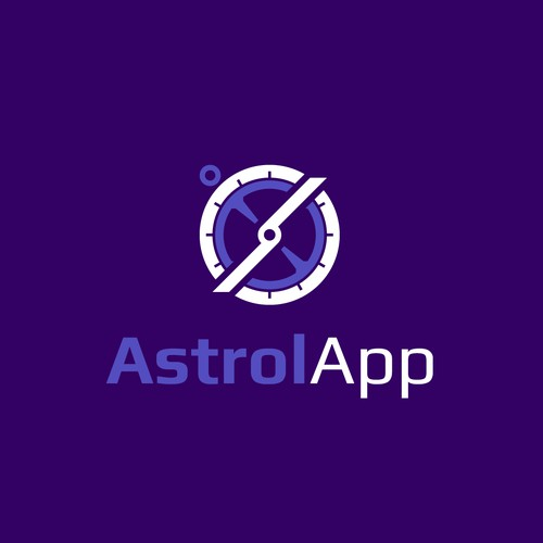 Logo for AstrolApp mobile application