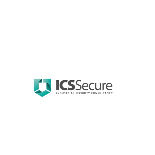 Logo design for security company
