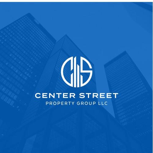 Logo Design for Center Street Property