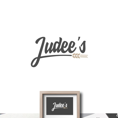 Logo for a vintage bakery