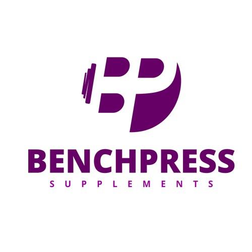 BenchPress Logo Design