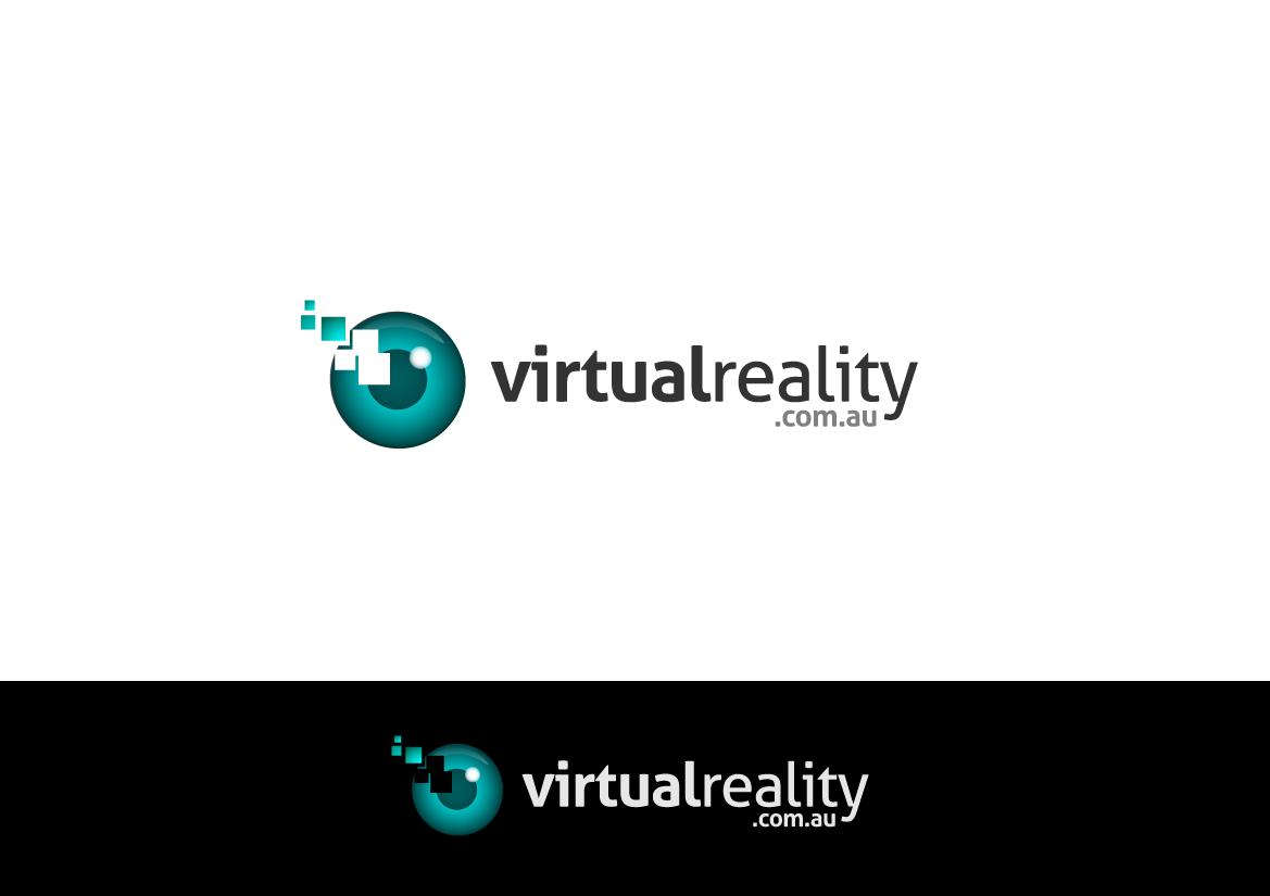 Help virtualreality.com.au with a new logo