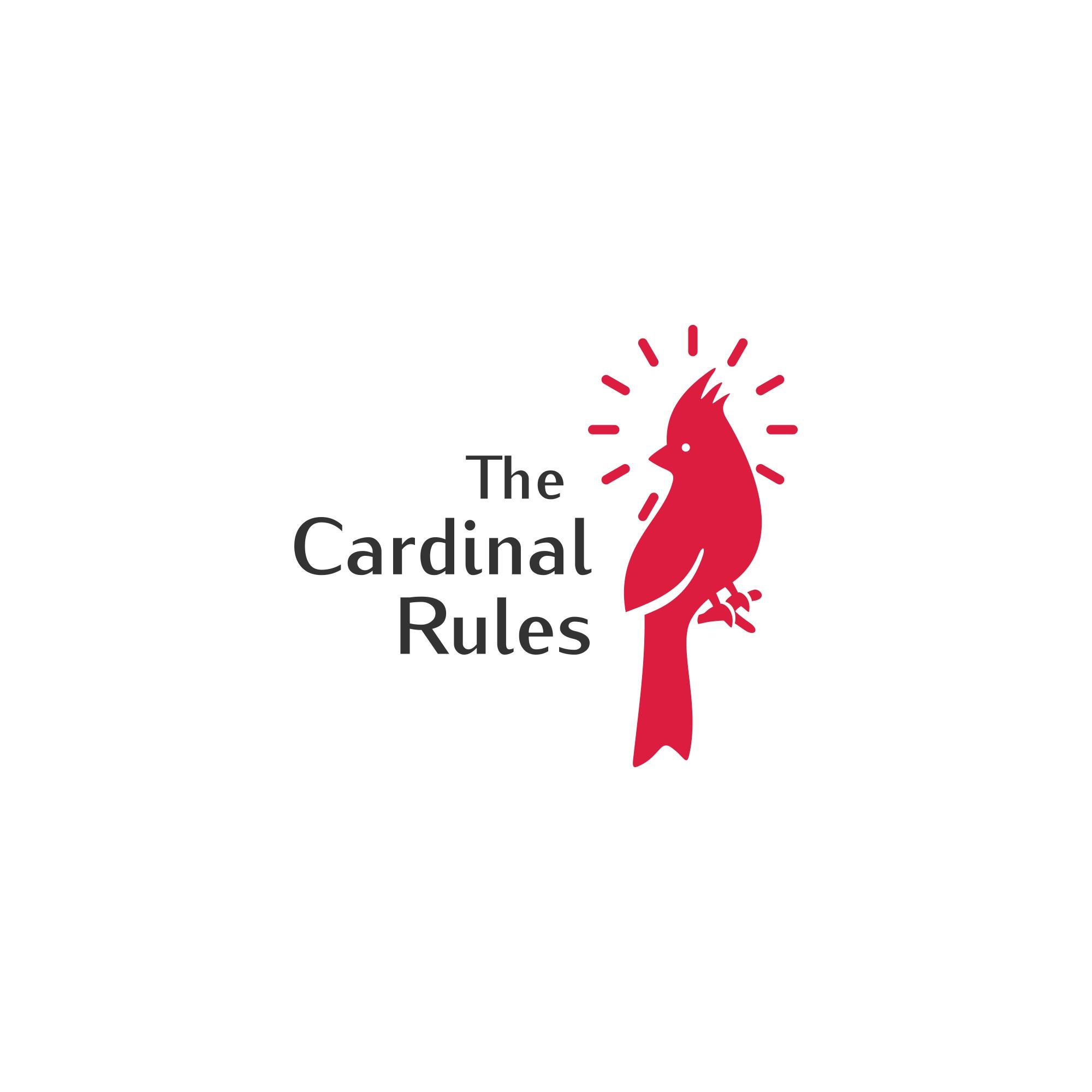The Cardinal Rules - Brand Identity