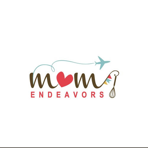 Logo for MOM ENDEAVORS
